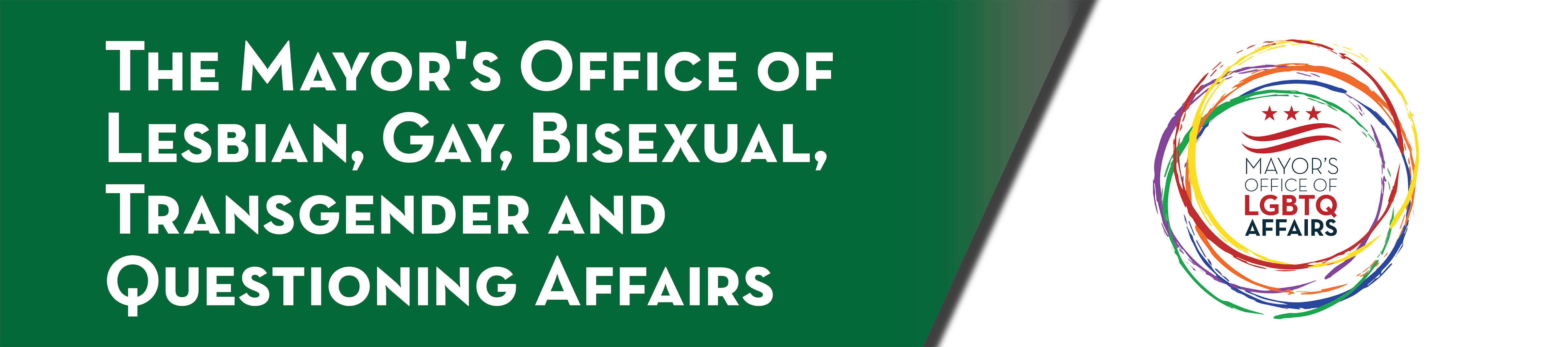 Mayor's Office of Lesbian, Gay, Bisexual, Transgender and Questioning Affairs