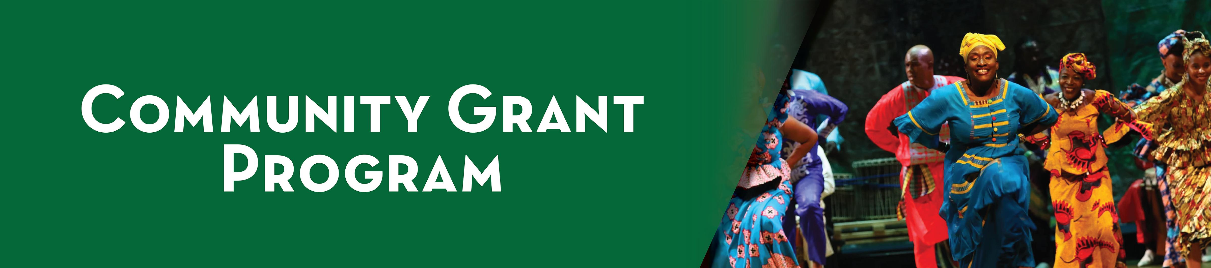 Community Grant Program